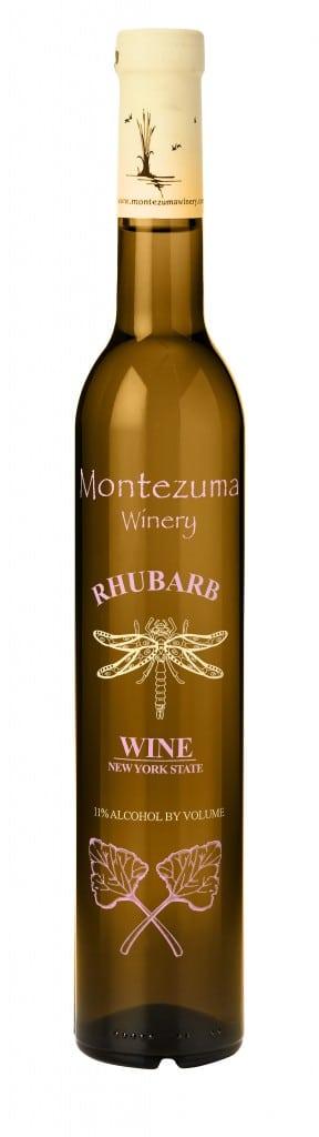 rhubarb wine sauce